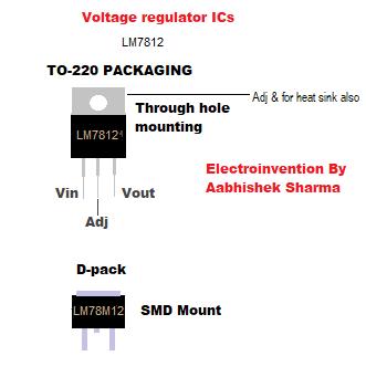 fixed voltage regulators