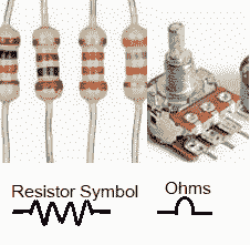 active and passive components