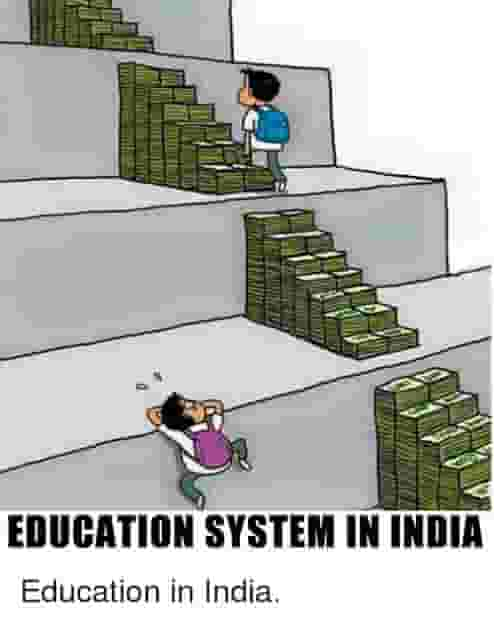Great Indian education system