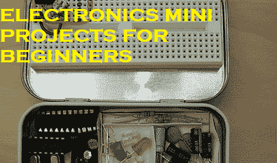 Top electronics mini projects ideas